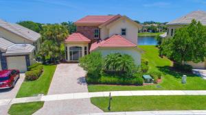 Single Family Home for Sale at 3554 Collonade Drive Wellington, Florida 33449 United States