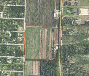 أراضي للـ Sale في 2240 A Road Loxahatchee Groves, Florida 33470 United States