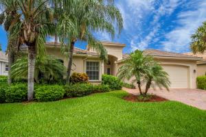 واحد منزل الأسرة للـ Sale في 7006 Great Falls Circle Boynton Beach, Florida 33437 United States
