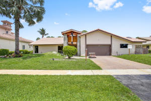 Single Family Home for Sale at 16862 Rose Apple Drive Delray Beach, Florida 33445 United States
