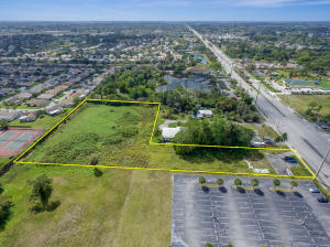 Land for Sale at 3336 S Jog Road Greenacres, Florida 33467 United States