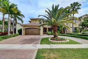 Casa para uma família para Venda às 9783 Savona Winds Drive 9783 Savona Winds Drive Delray Beach, Florida 33446 Estados Unidos