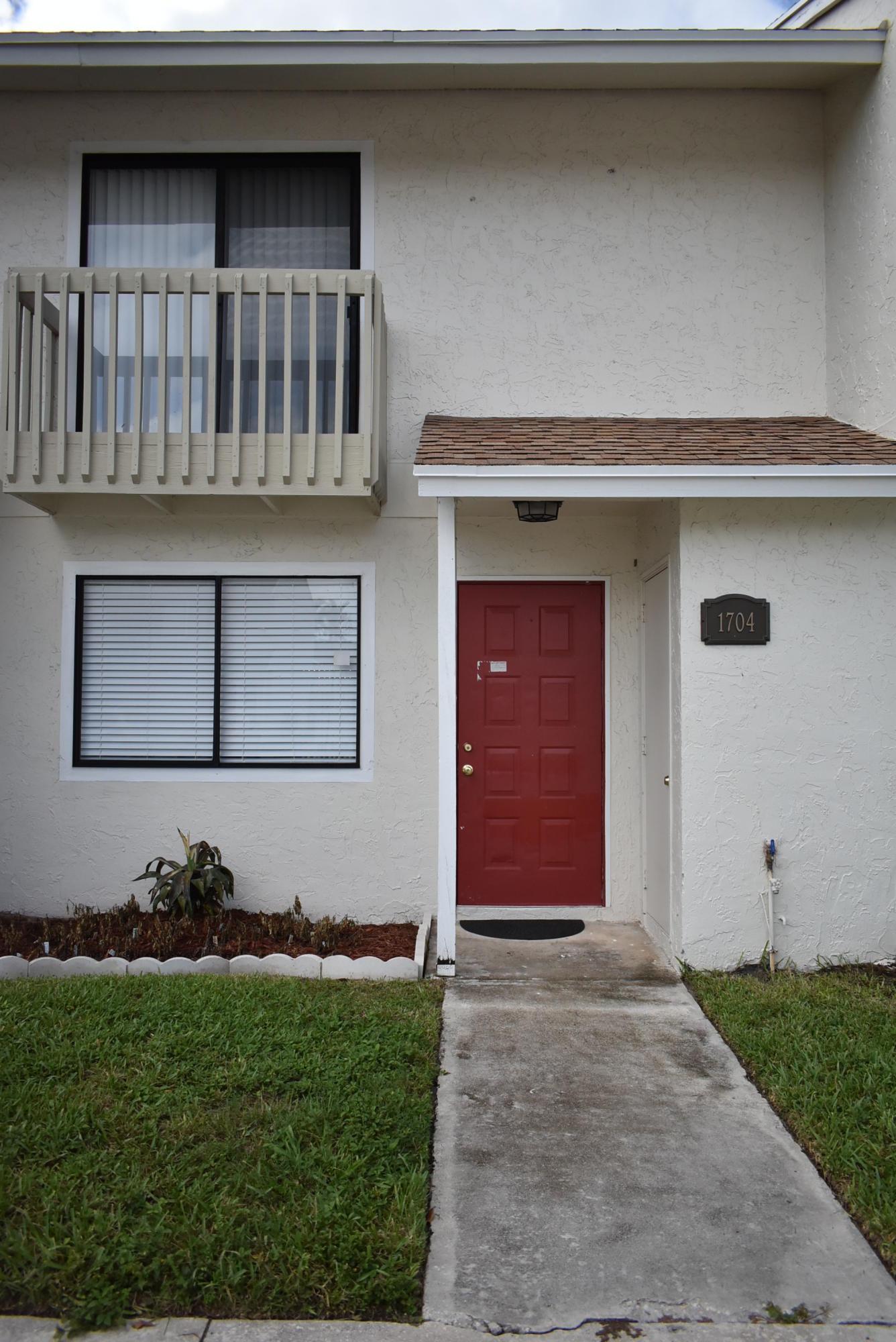 1704 Wharf Lane Lake Worth, FL 33463