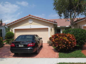 Single Family Home for Rent at SAUSALITO PLACE, 94 Sausalito Circle 94 Sausalito Circle Boynton Beach, Florida 33436 United States