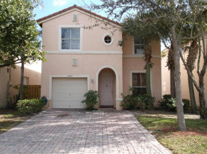 واحد منزل الأسرة للـ Rent في 4322 Lake Tahoe Circle 4322 Lake Tahoe Circle West Palm Beach, Florida 33409 United States