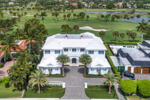 Single Family Home for Sale at 1899 Royal Palm Way 1899 Royal Palm Way Boca Raton, Florida 33432 United States