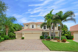 Single Family Home for Sale at 5513 SE Oak Preserve Terrace Hobe Sound, Florida 33455 United States