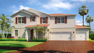 Single Family Home for Sale at 11921 Cypress Key Way 11921 Cypress Key Way Royal Palm Beach, Florida 33411 United States