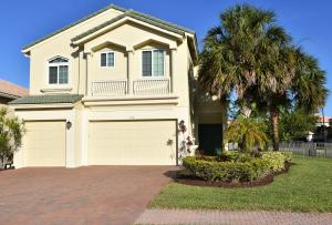 Single Family Home for Sale at 102 Bellezza Terrace Royal Palm Beach, Florida 33411 United States