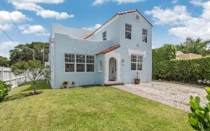 Single Family Home for Sale at 843 Upland Road 843 Upland Road West Palm Beach, Florida 33401 United States