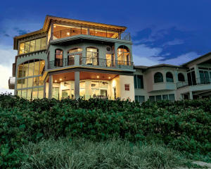 Single Family Home for Sale at 3573 S Ocean Boulevard Highland Beach, Florida 33487 United States