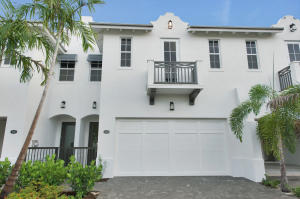 Townhouse for Sale at 1125 Kingston Lane 1125 Kingston Lane Delray Beach, Florida 33483 United States