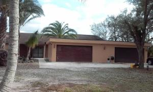 Single Family Home for Sale at 16494 Deer Path Lane 16494 Deer Path Lane Wellington, Florida 33470 United States