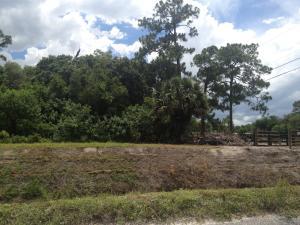 Terrain pour l Vente à C Road C Road Loxahatchee Groves, Florida 33470 États-Unis