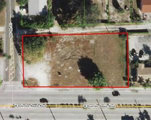 Commercial for Sale at 433 W Boynton Beach Boulevard 433 W Boynton Beach Boulevard Boynton Beach, Florida 33435 United States