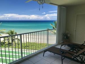 Condominium for Rent at 3101 S Ocean Boulevard 3101 S Ocean Boulevard Highland Beach, Florida 33487 United States