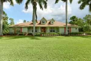 Casa para uma família para Venda às 17893 N 73rd Court 17893 N 73rd Court Loxahatchee, Florida 33470 Estados Unidos