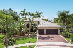 Single Family Home for Sale at 1854 Waldorf Drive Royal Palm Beach, Florida 33411 United States