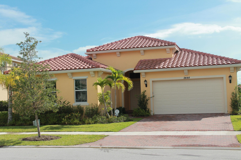 2444 Bellarosa Circle Royal Palm Beach, FL 33411