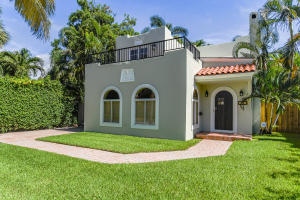 Single Family Home for Sale at 209 Monroe Drive 209 Monroe Drive West Palm Beach, Florida 33405 United States