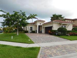 Single Family Home for Sale at 224 Andros Harbour Place 224 Andros Harbour Place Jupiter, Florida 33458 United States