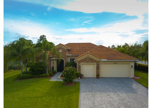 Single Family Home for Sale at 3040 NW Crystal Lake Drive Jensen Beach, Florida 34957 United States