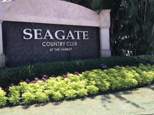 Seagate Country Club At The Ha
