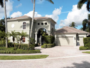 Single Family Home for Sale at 124 Vintage Isle Lane 124 Vintage Isle Lane Palm Beach Gardens, Florida 33418 United States