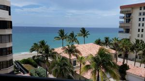 共管式独立产权公寓 为 出租 在 HILLSBORO OCEAN CLUB CONDO, 1155 Hillsboro Mile 希尔斯波罗海滩, 佛罗里达州 33062 美国