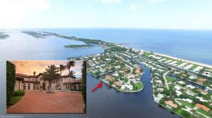 Single Family Home for Sale at 97 S Island Drive Ocean Ridge, Florida 33435 United States