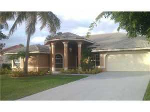 Single Family Home for Rent at KENSINGTON GLEN, 4868 Kensington Circle 4868 Kensington Circle Coral Springs, Florida 33076 United States