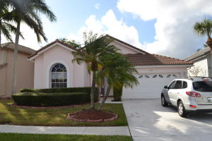 Single Family Home for Rent at Lake Charleston, 7087 Charleston Point Drive 7087 Charleston Point Drive Lake Worth, Florida 33467 United States
