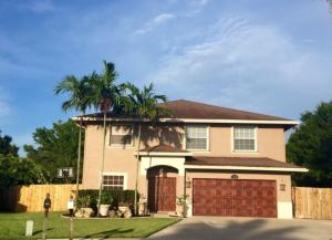 Single Family Home for Sale at 114 Nottingham Road Royal Palm Beach, Florida 33411 United States