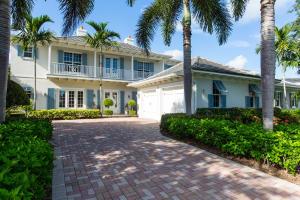 واحد منزل الأسرة للـ Sale في 403 S Palm Island Circle Indian River Shores, Florida 32963 United States