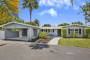 Casa Unifamiliar por un Venta en 248 NE 30 Street Wilton Manors, Florida 33334 Estados Unidos
