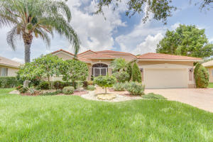 Single Family Home for Sale at 7653 Lockhart Way Boynton Beach, Florida 33437 United States