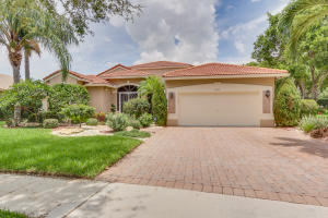 Single Family Home for Sale at 7653 Lockhart Way 7653 Lockhart Way Boynton Beach, Florida 33437 United States