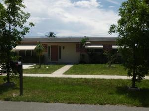 Single Family Home for Rent at 112 Abaco Drive Palm Springs, Florida 33461 United States