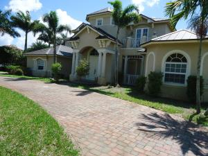 Single Family Home for Sale at 4190 Triple Crown Court Davie, Florida 33330 United States
