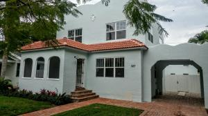 Single Family Home for Sale at 327 Greenwood Drive 327 Greenwood Drive West Palm Beach, Florida 33405 United States