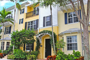 Townhouse for Sale at 314 Tuxedo Lane West Palm Beach, Florida 33401 United States