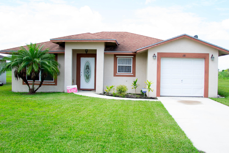 Home for sale in ABIDJAN ESTATES Belle Glade Florida