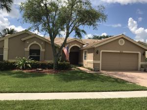 Casa Unifamiliar por un Alquiler en 8676 Vista Greens Court Lake Worth, Florida 33467 Estados Unidos