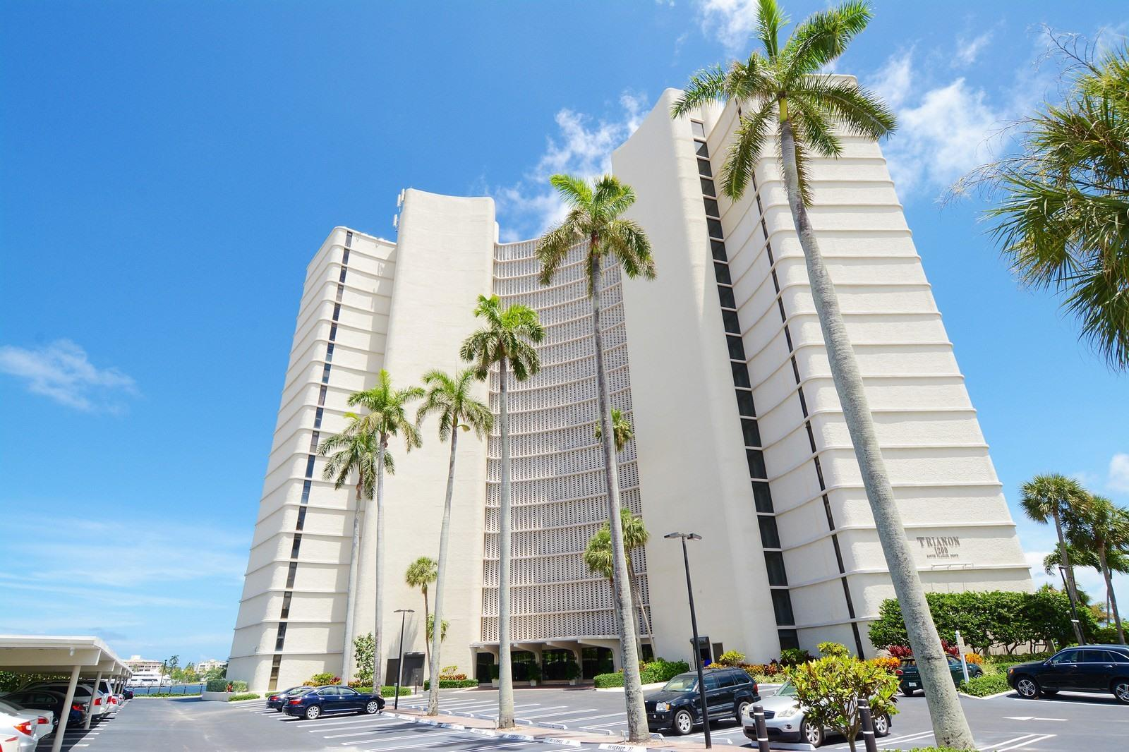 Home for sale in Trianon Condominium West Palm Beach Florida