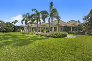 Single Family Home for Sale at 1119 Lake House Drive 1119 Lake House Drive North Palm Beach, Florida 33408 United States
