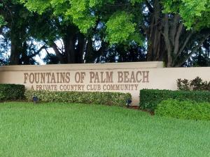 Fountains Of Palm Beach Condo 4