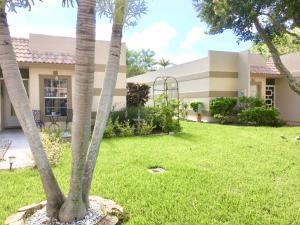 18760  Garbo Terrace #1 Boca Raton, FL 33496