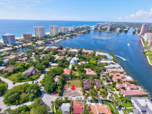 Land for Sale at 750 W Palm Avenue Boca Raton, Florida 33432 United States