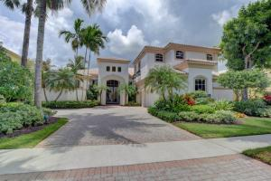 Single Family Home for Sale at 7378 Sarimento Place 7378 Sarimento Place Delray Beach, Florida 33446 United States