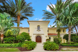 Single Family Home for Sale at 11902 Palma Drive 11902 Palma Drive Palm Beach Gardens, Florida 33418 United States